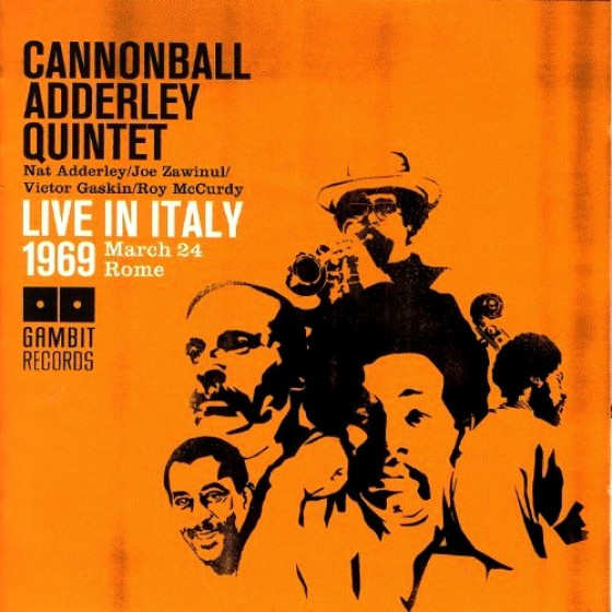 Live in Italy 1969