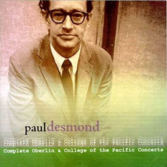 Complete Oberlin & College of the Pacific Concerts (2-CD)