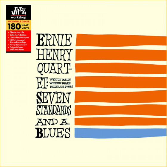 Seven Standards And A Blues (Audiophile 180gr. HQ Vinyl)