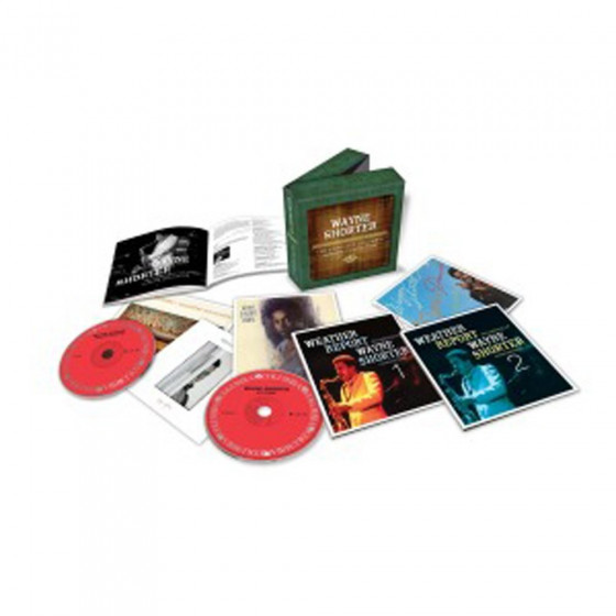 The Complete Columbia Albums Collection (6-CD Box Set)