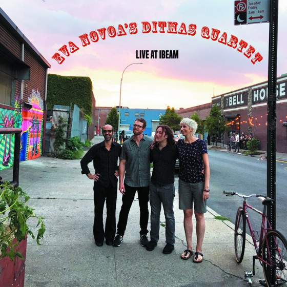 Live at IBEAM - Eva Novoa's Ditmas Quartet