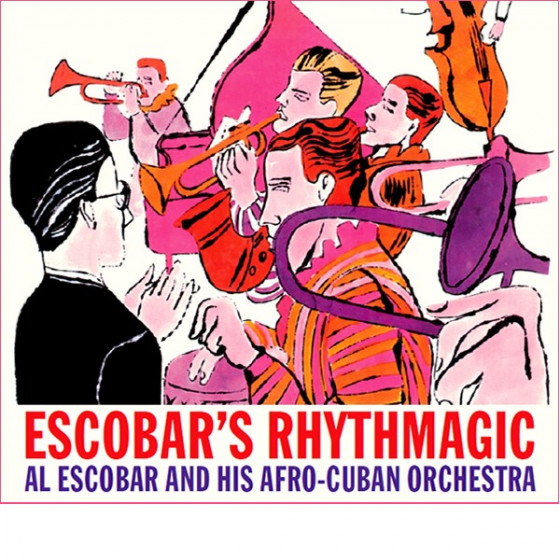 Escobar's Rhythmagic, Volume 1 & 2 (2 LP on 1 CD) Digipack