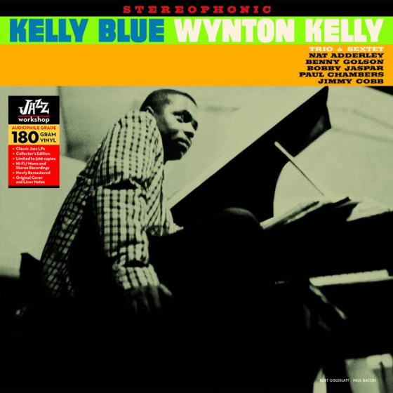 Kelly Blue (Audiophile 180gr. HQ Vinyl)