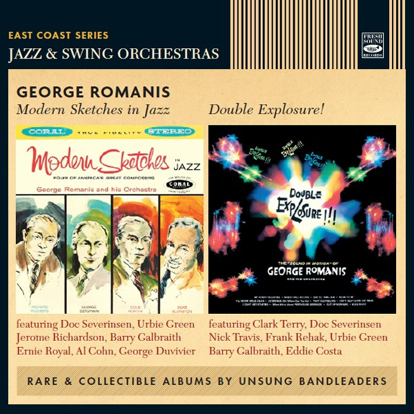 George Romanis - Modern Sketches in Jazz + Double Exposure