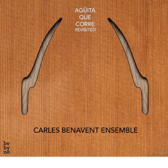Agüita que corre · Revisited (Digipack)