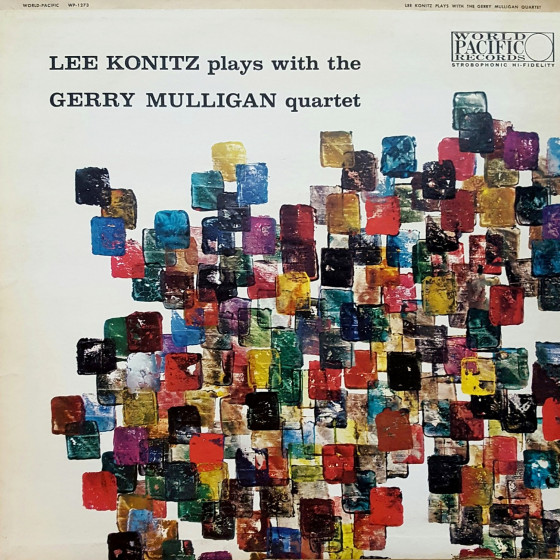 Plays with the Gerry Mulligan Quartet (Vinyl)