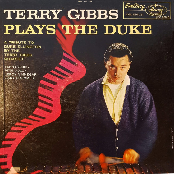 Plays the Duke (Vinyl)