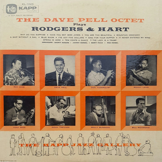 Plays Rodgers & Hart (Vinyl)