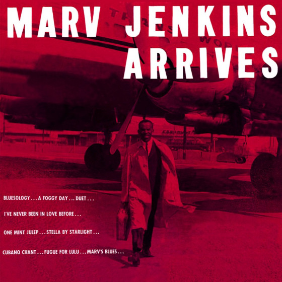 Marv Jenkins Arrives