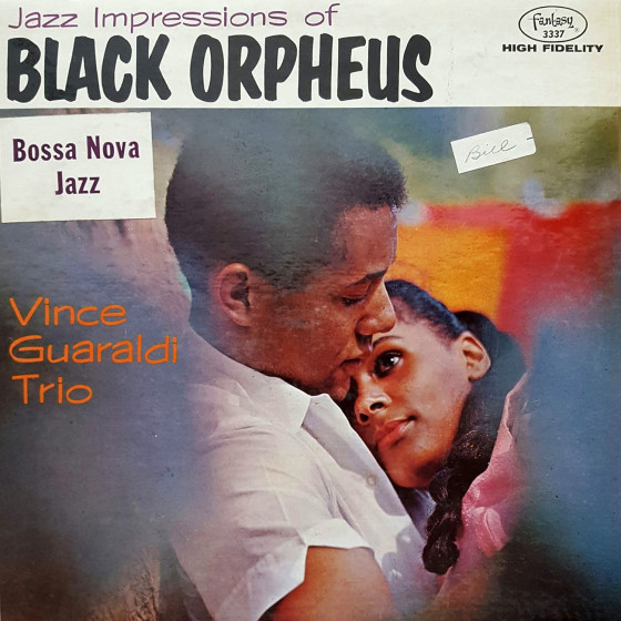 Jazz Impressions of Black Orpheus (Vinyl)