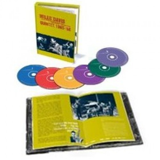 Miles Davis Quintet 1965-68 - The Complete Columbia Studio Recordings (6-CD Box Set)
