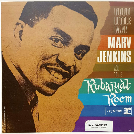 Good Little Man · Marv Jenkins At The Rubaiyat Room (Vinyl)