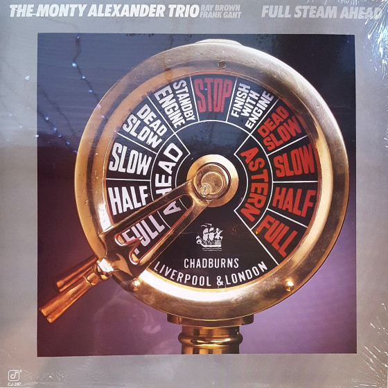 Full Steam Ahead (Vinyl)