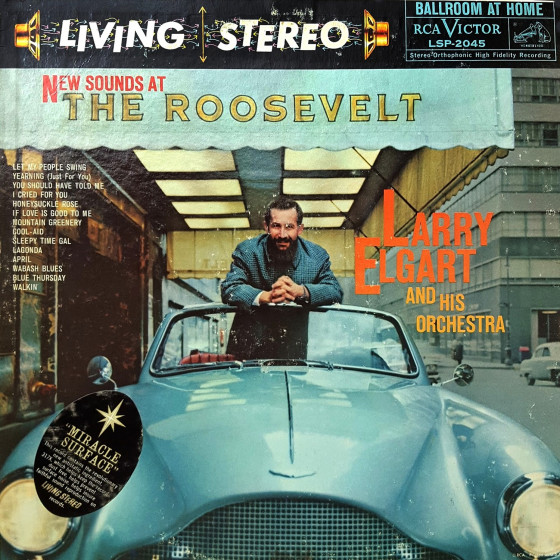 New Sounds at The Roosevelt (Vinyl)