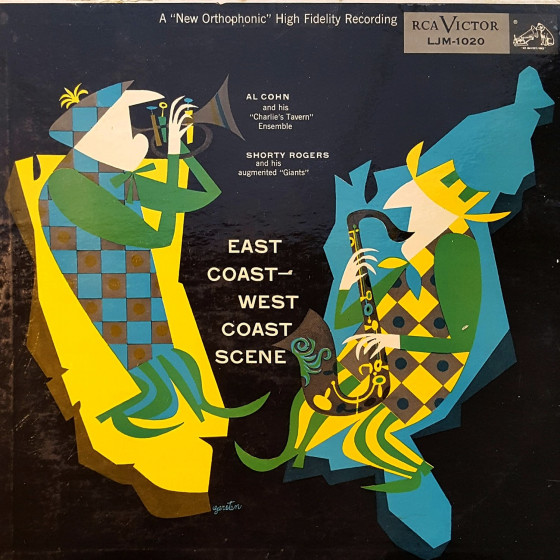 East Coast-West Coast Scene (Vinyl)