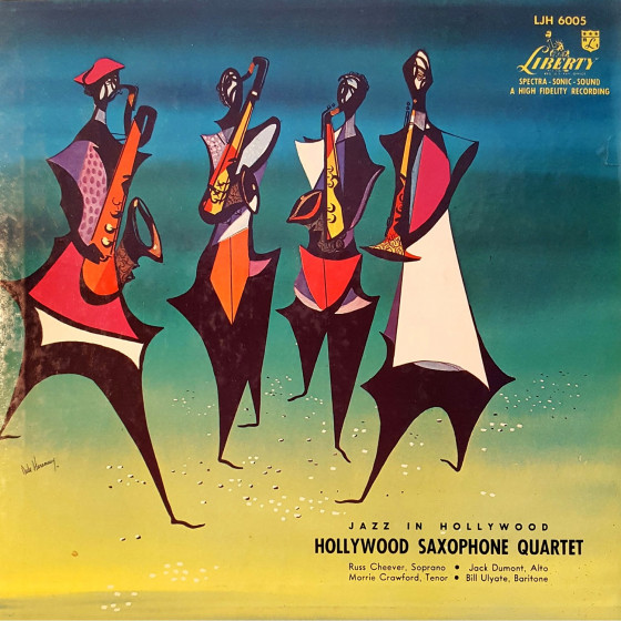 Jazz in Hollywood (Vinyl)