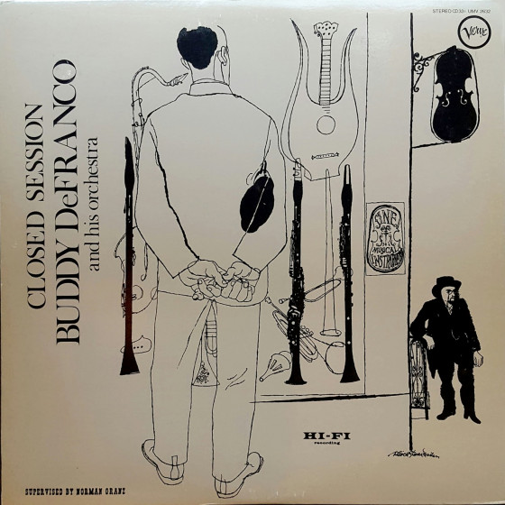 Closed Session (Vinyl)