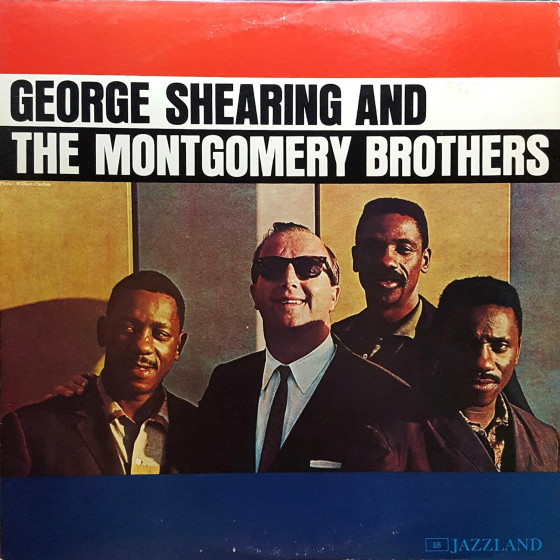 George Shearing and the Montgomery Brothers (Vinyl)