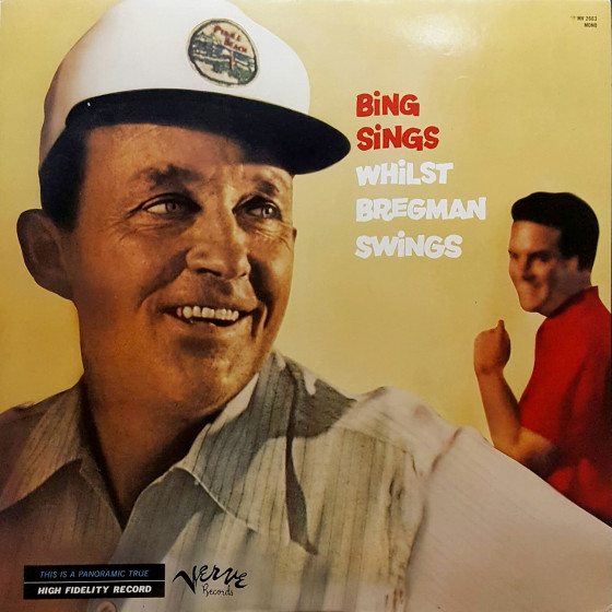 Bing Sings Whilst Bregman Swings (Vinyl)