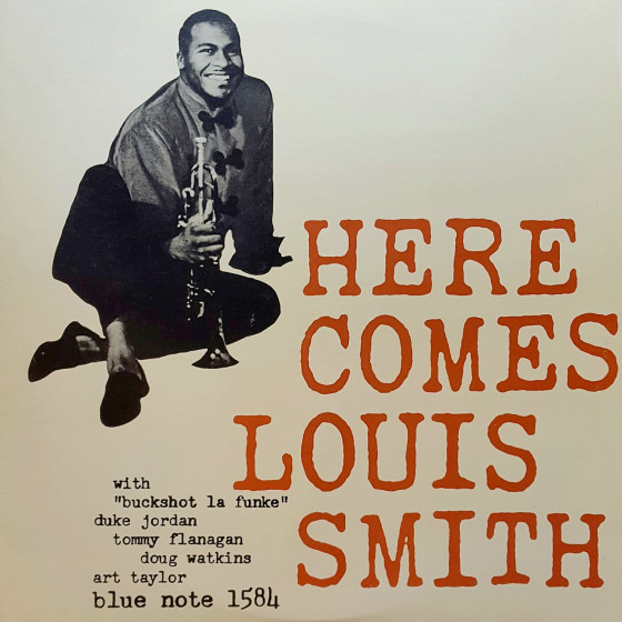 Here Comes Louis Smith (Vinyl)