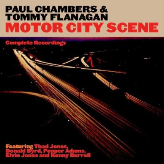 Motor City Scene · Complete Recordings (2 LP on 1 CD)