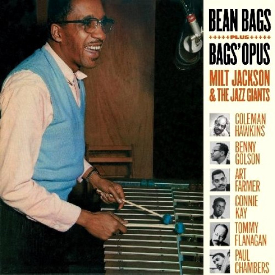 Bean Bags + Bags' Opus (2 LP on 1 CD)