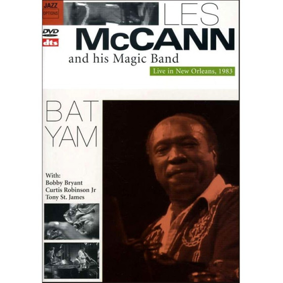 Bat Yam - Live in New Orleans, 1983 (DVD - PAL All Zones)