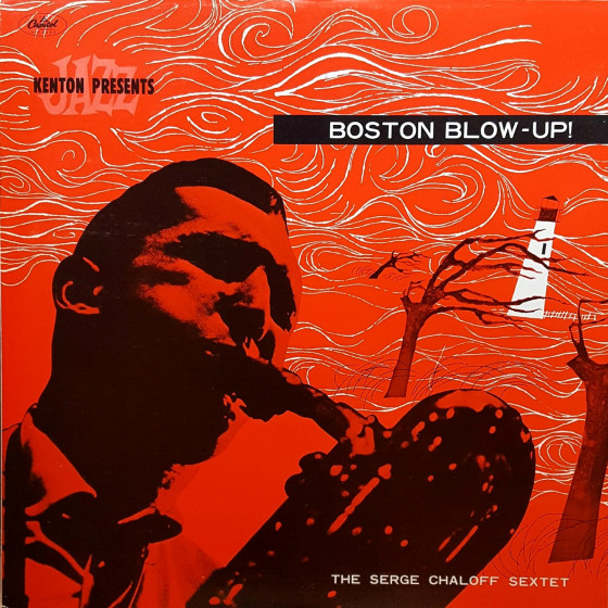 Boston Blow-Up! (Vinyl)