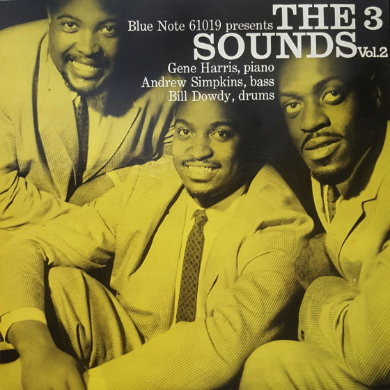 The Three Sounds Vol. 2 (Vinyl)