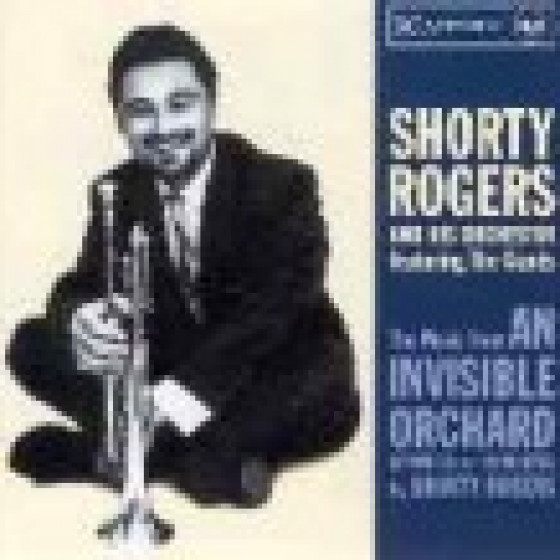 official supplier detailed images excellent quality Shorty Rogers - An Invisible Orchard - Blue Sounds