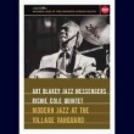 Modern Jazz At The Village Vanguard  -  DVD NTSC