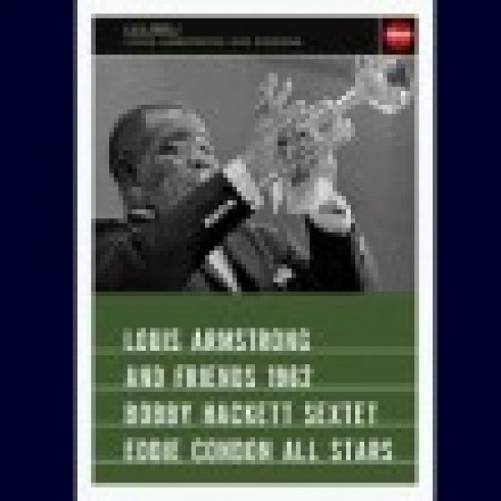 Louis Armstrong And Friends 1962 - DVD NTSC