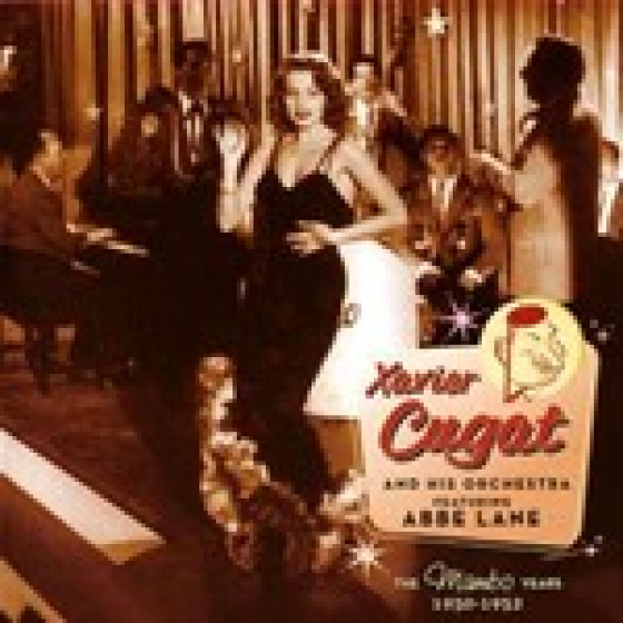 The Mambo Years: 1950-1952 (feat: Abbe Lane)  2 CD set