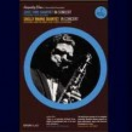 Zoot Sims & Shelly Manne In Concert - Dvd ( Ntsc & Pal System - Worldwide Zone )