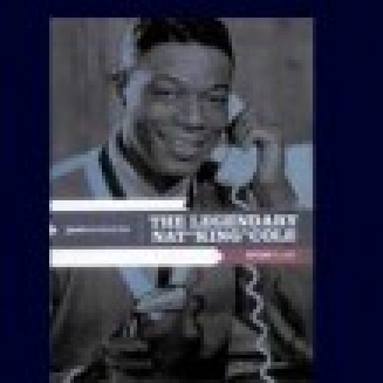 The Legendary Nat King Cole - Dvd ( Ntsc & Pal System - Worldwide Zone )