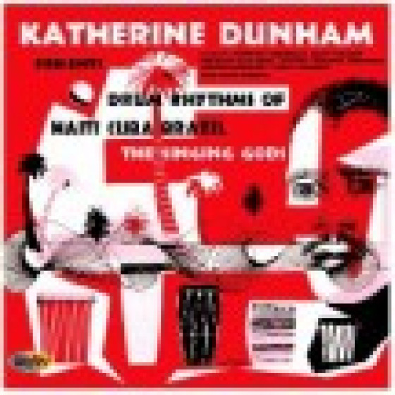 Presents The Singing Gods: Drum Rhythms of Haiti, Cuba, Brazil
