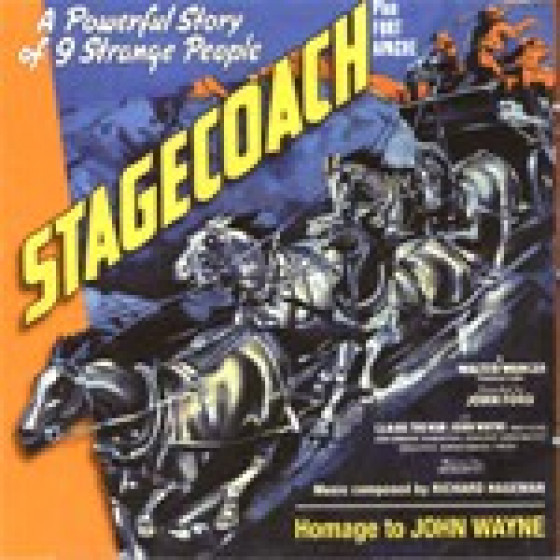 Stagecoach / Fort Apache