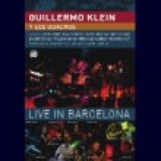 Live in Barcelona (DVD Pal & NTSC)