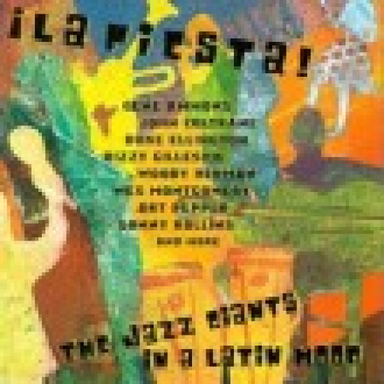 La Fiesta! The Jazz Giants in a Latin Mood