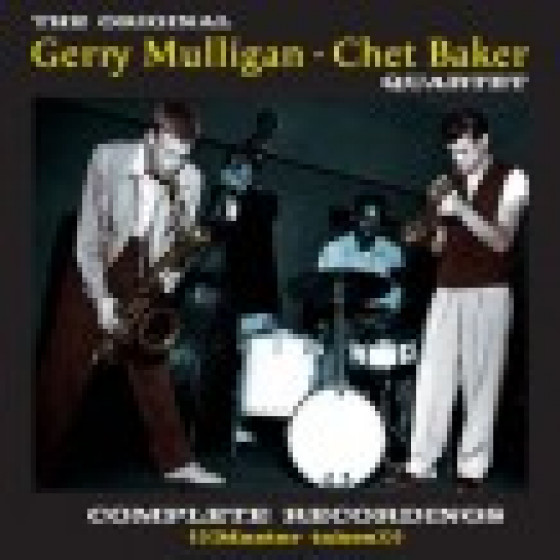 The Original Gerry Mulligan-Chet Baker Quartet (2 CD set)