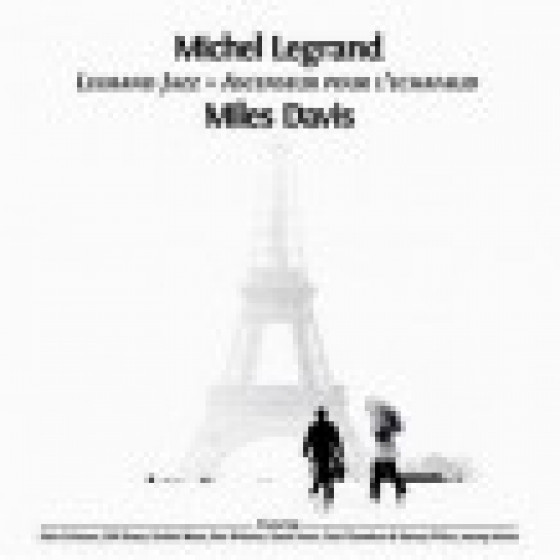 Legrand Jazz + Ascenseur pour l'echafaud (2 Lp on 1 CD)
