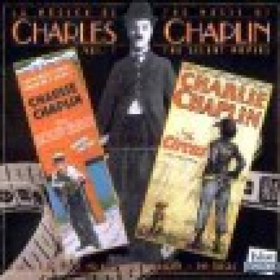 The Music Of Charles Chaplin: The Silent Movies Vol.1