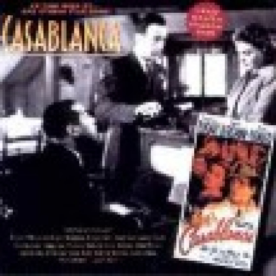 Casablanca - As Time Goes By And Other Films Songs