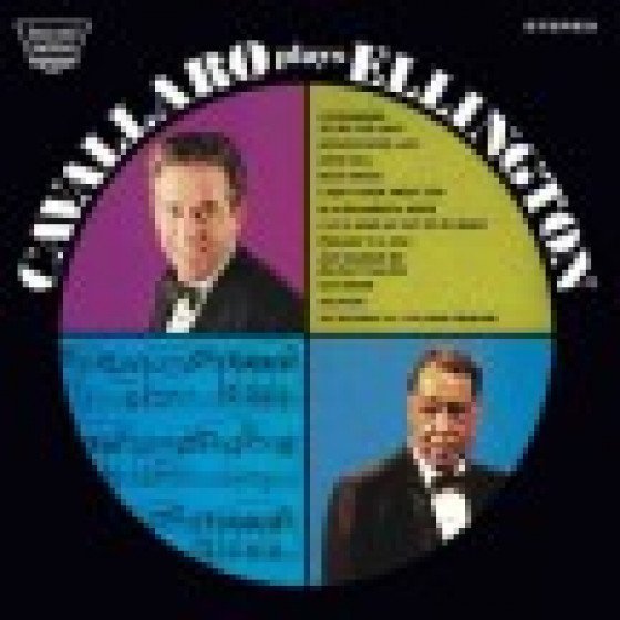 Cavallaro Plays Ellington + Cocktails With Cavallaro (2 LP on 1 CD) Digipack