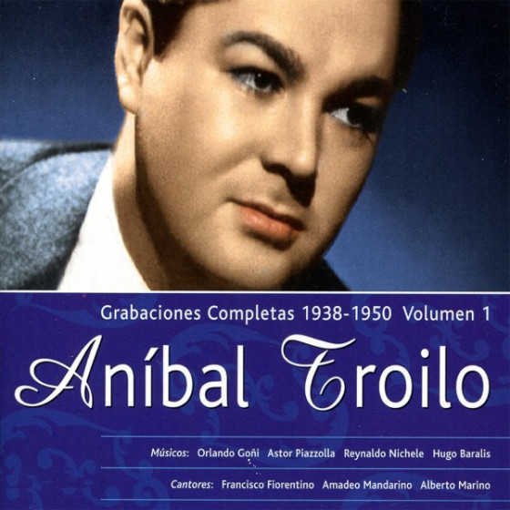 Grabaciones Completas 1938-1950, Volumen 1 (4-CD Box Set)