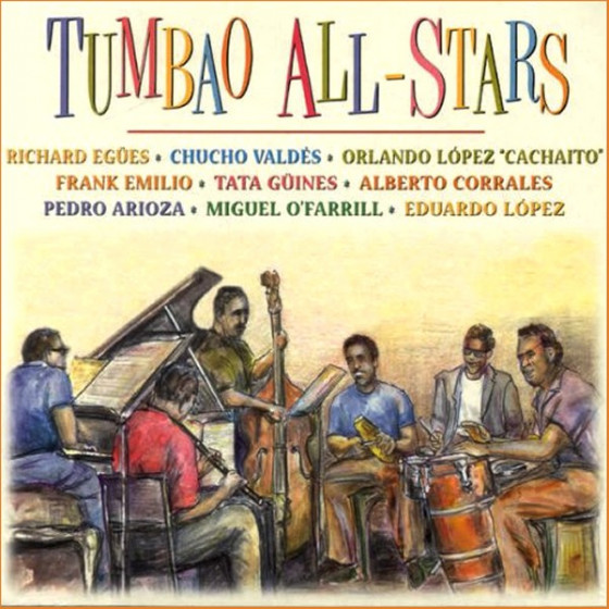 Tumbao All-stars (Digipack)