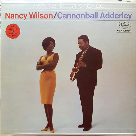 Nancy Wilson / Cannonball Adderley (Vinyl)
