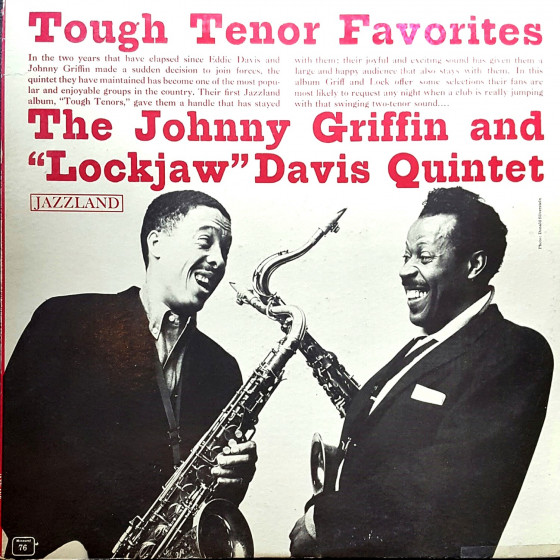 Tough Tenor Favorites (Vinyl)