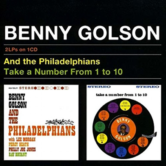 And The Philadelphians + Take A Number From 1 to 10 (2 LP on 1 CD)