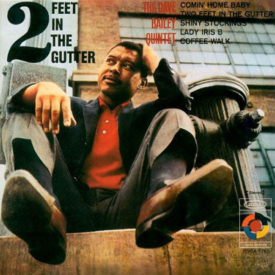 Two Feet in the Gutter (Vinyl)